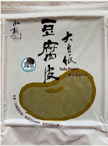低碳豆腐紙(海苔味)