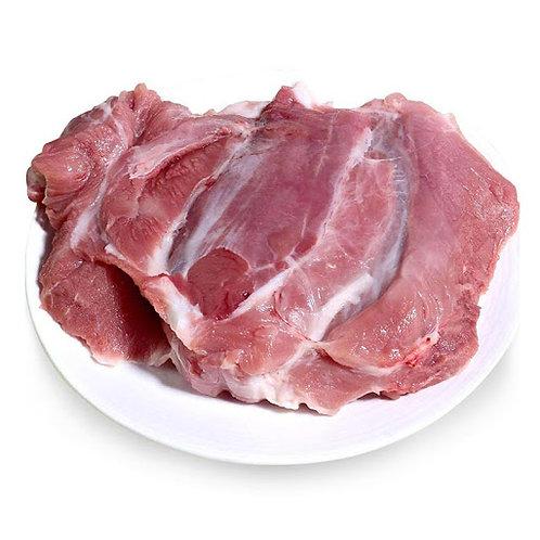 新鮮豬展 (半斤)