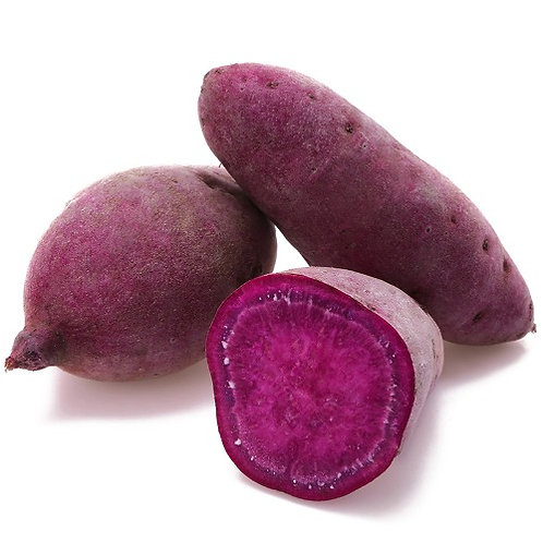 紫蕃薯/磅
