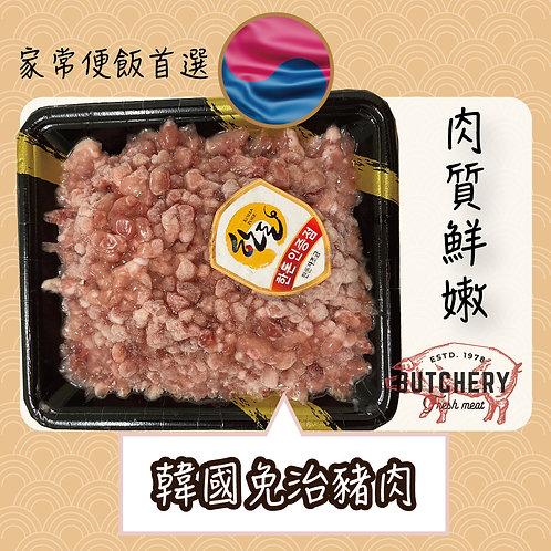 韓國免治豬肉/400g