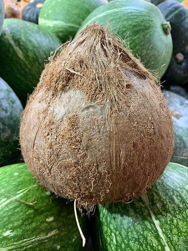 新鮮椰子/1個