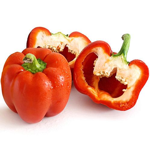 紅彩椒/1個