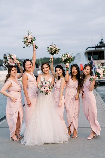 Best Sydney Wedding Makeup Artist Amy Chan Makeup Reviews