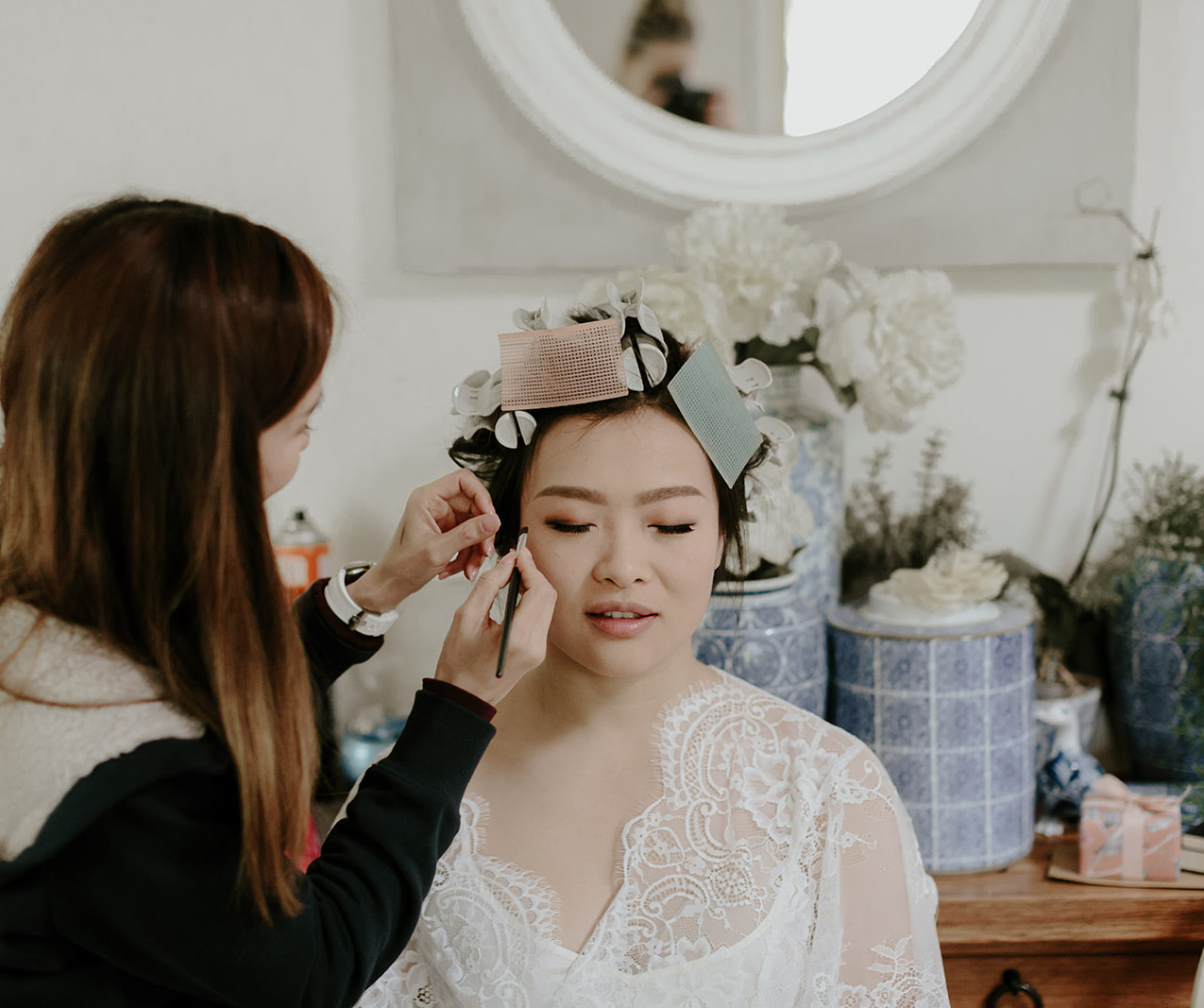 Best Wedding Makeup Artist  Photography: Zoe Morley Photography