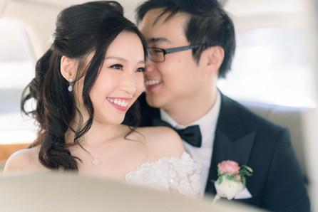 Asian Wedding Makeup Sydney - Queenie and Edward's Wedding