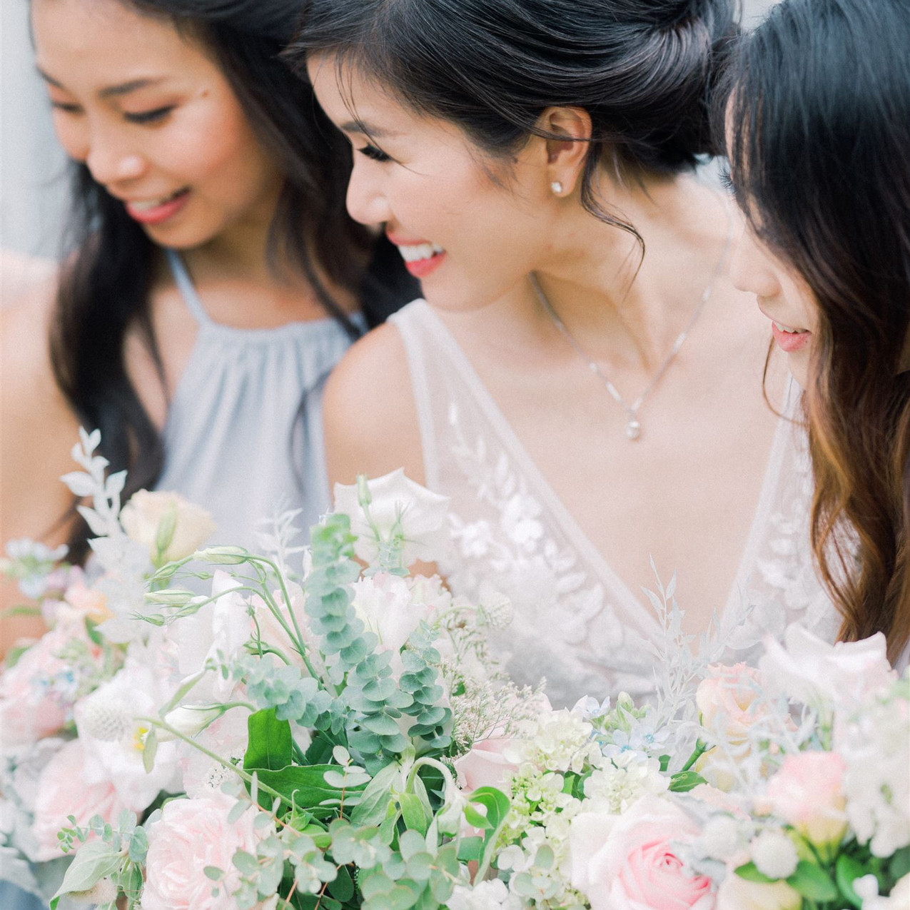 Asian Wedding Makeup Sydney