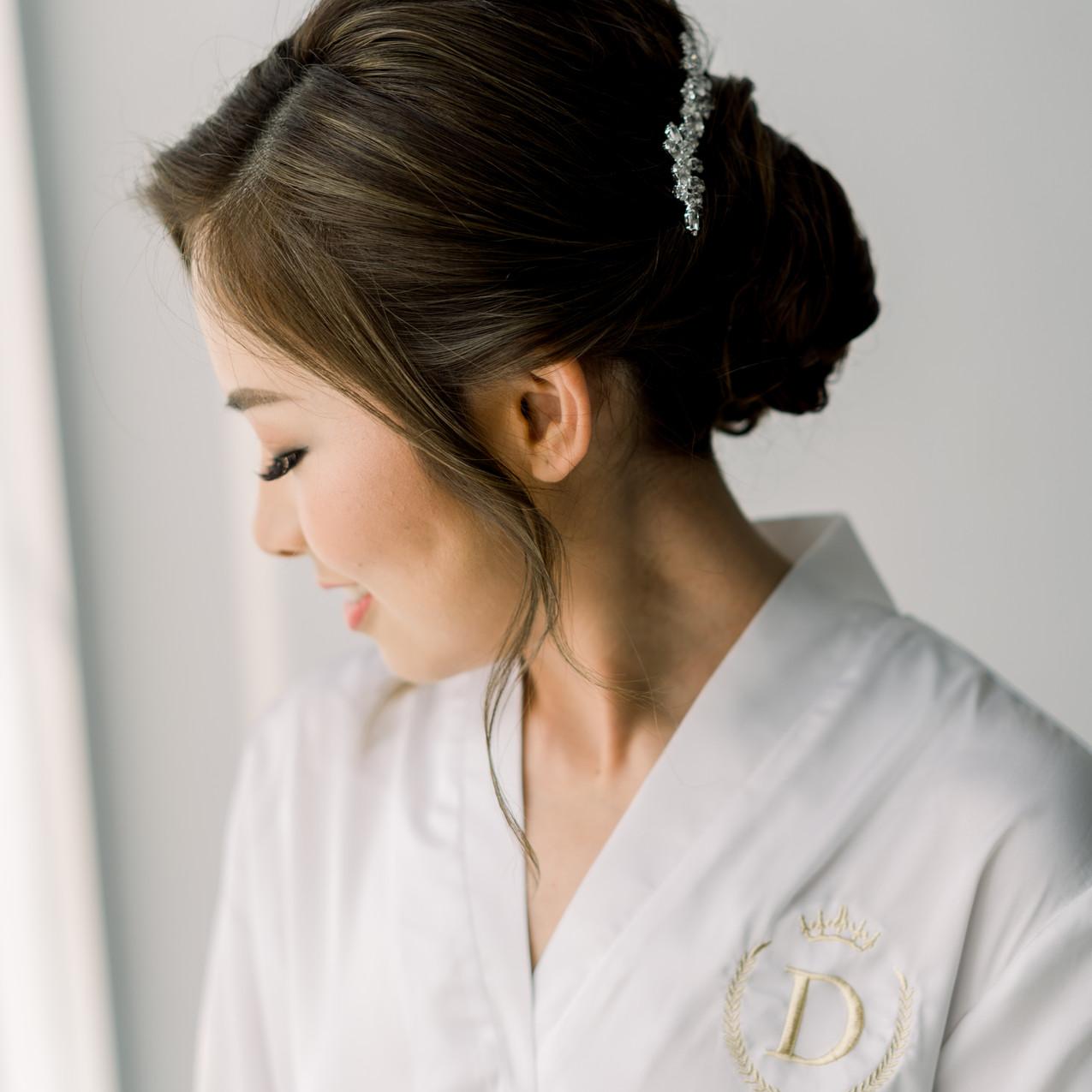 Sydney Wedding Hairstylist