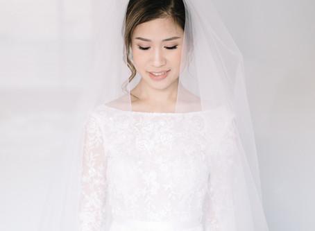 Bridal Makeup Artist Sydney - Helen and Thi's Wedding
