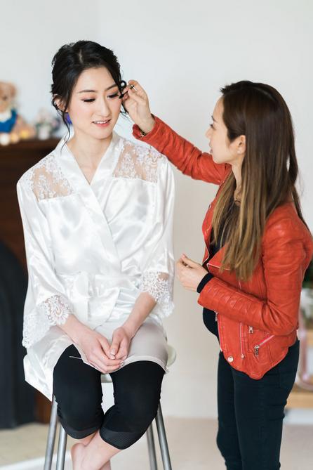 Sydney Wedding Hair and Makeup Artist - Alicia and John