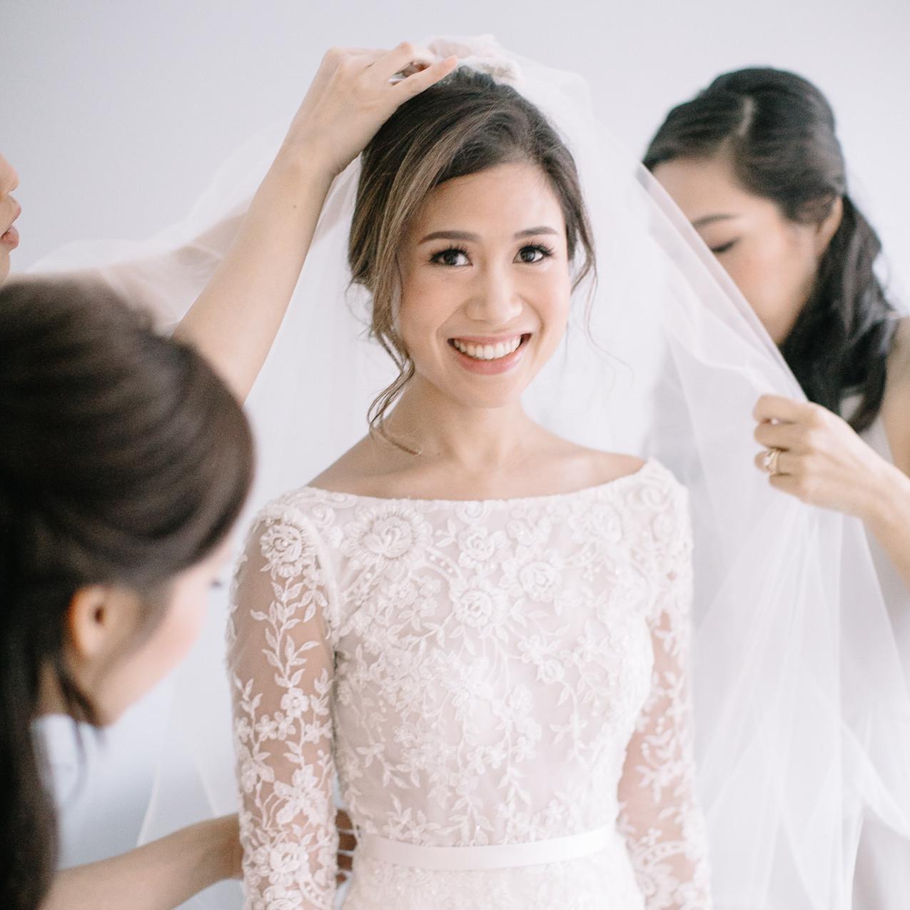 Vietnamese Bridal Makeup Sydney