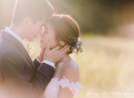 Sydney based Asian Wedding Makeup Artist - Angela and Matt