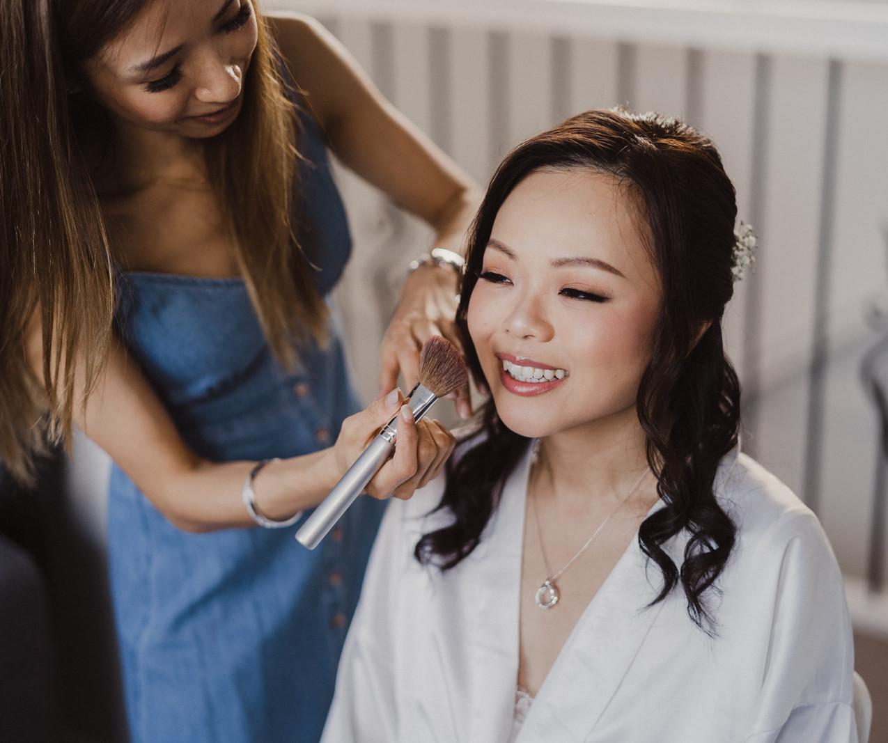 Asian Makeup Artist Sydney