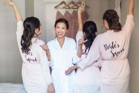 Wedding Makeup Artist Sydney - Catherine and Jiwoong