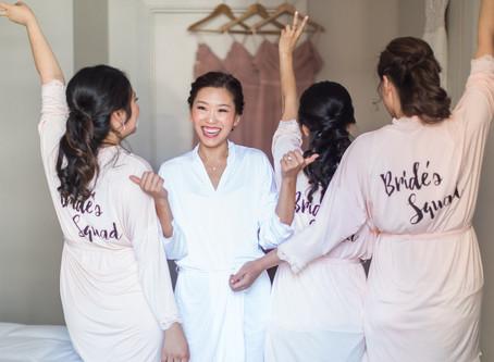 Sydney Wedding Makeup Artist - Catherine and Jiwoong