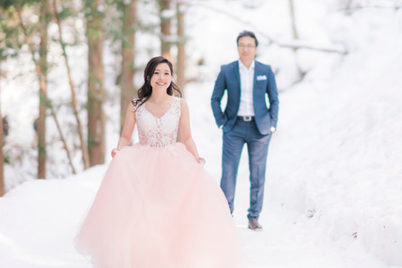 Asian Bridal Hair and Makeup Artist Sydney - Queenie and Ed's Japanese Pre Wedding Photos
