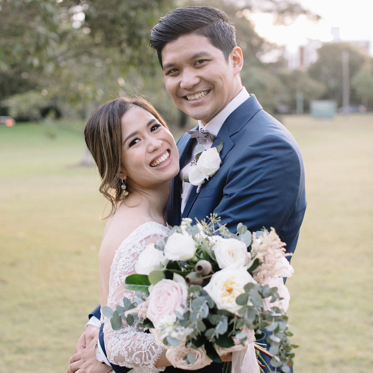 Sydney Asian Bridal Makeup