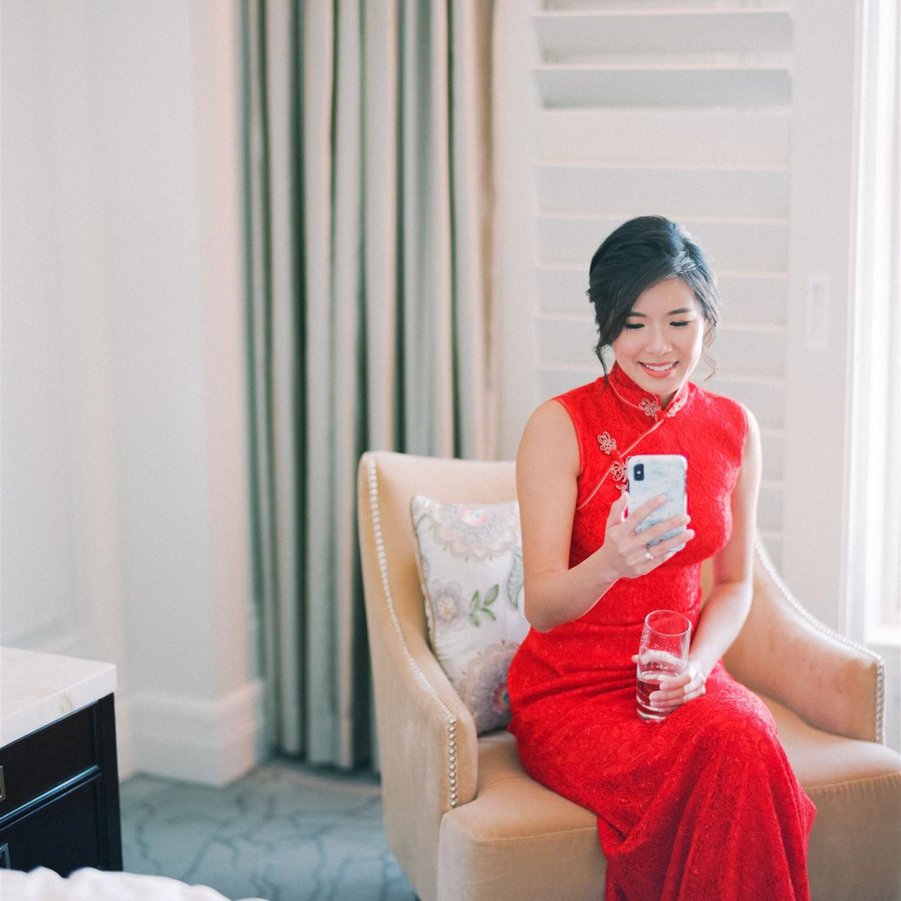 Asian Bridal Makeup Sydney