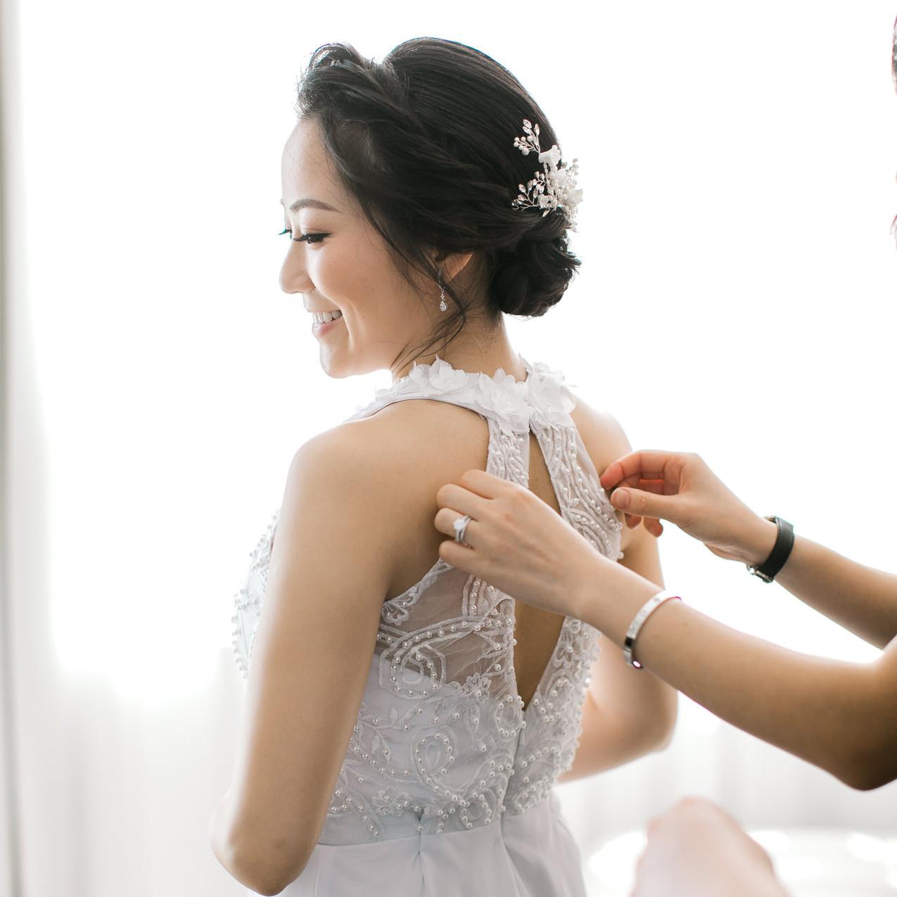 Sydney Bridal Makeup Photography: Clarzzique