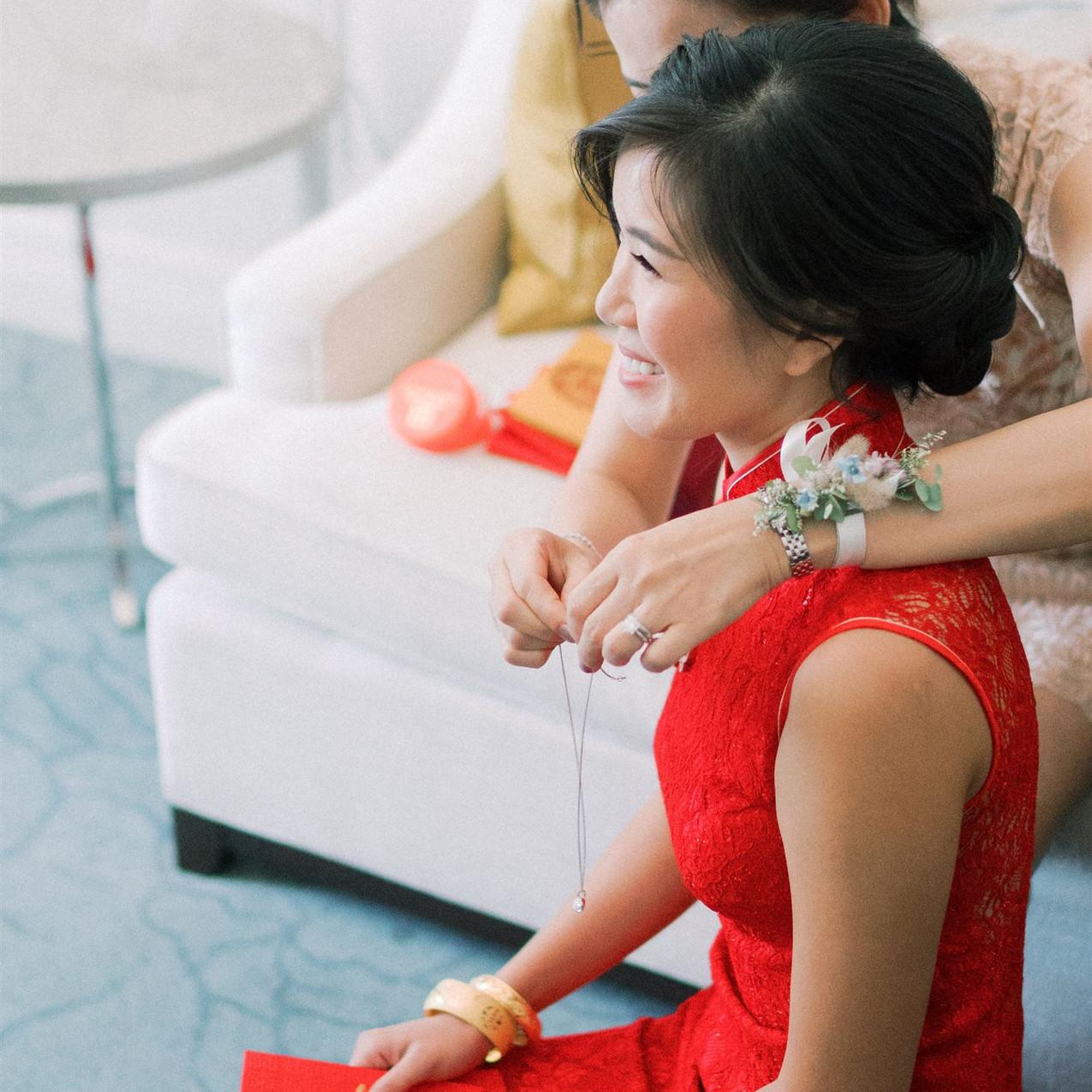 Asian Wedding Makeup Artist, Sydney