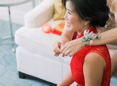 Asian Wedding Makeup Artist Sydney -Juanita and Miguel's Wedding