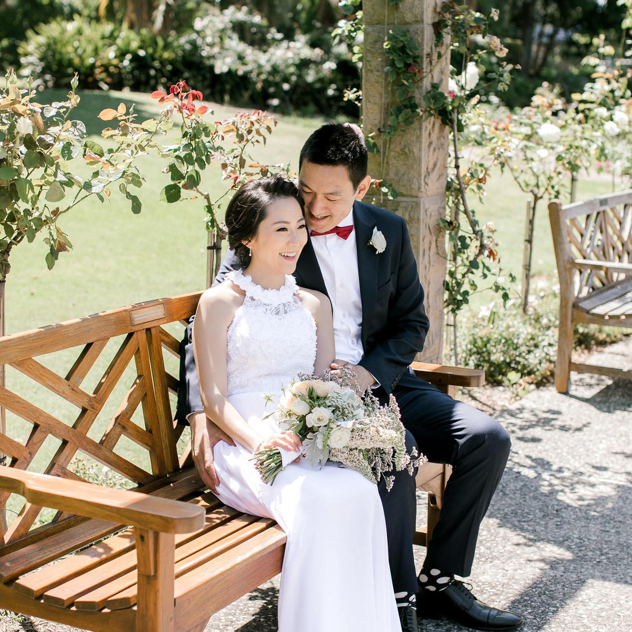 Asian Wedding Makeup Artist Photography: Clarzzique