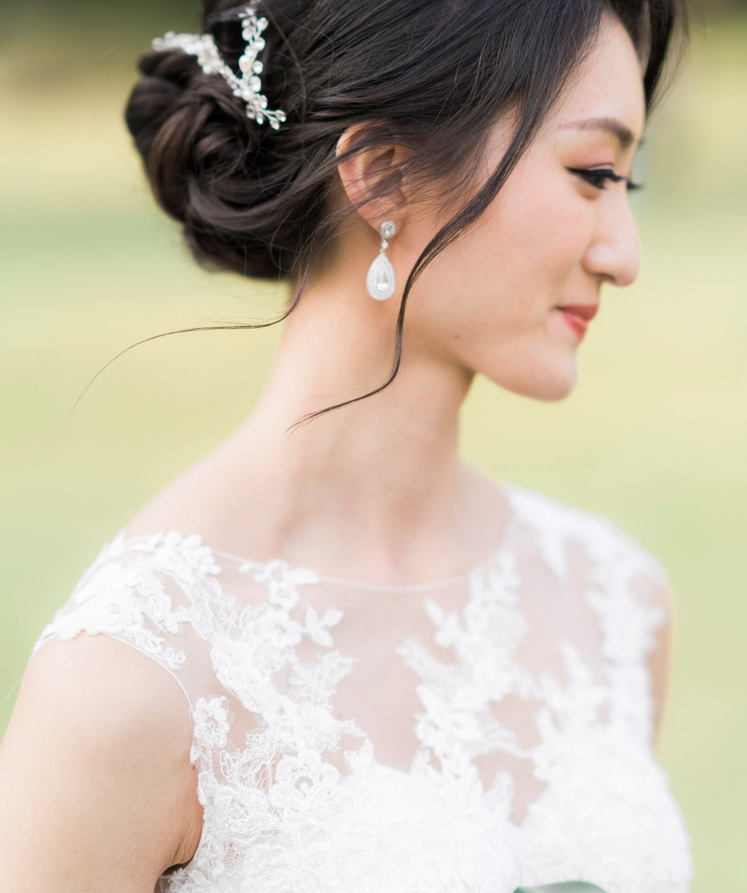 Korean Hair and Makeup Artist Sydney Photography: Two Peaches Photography