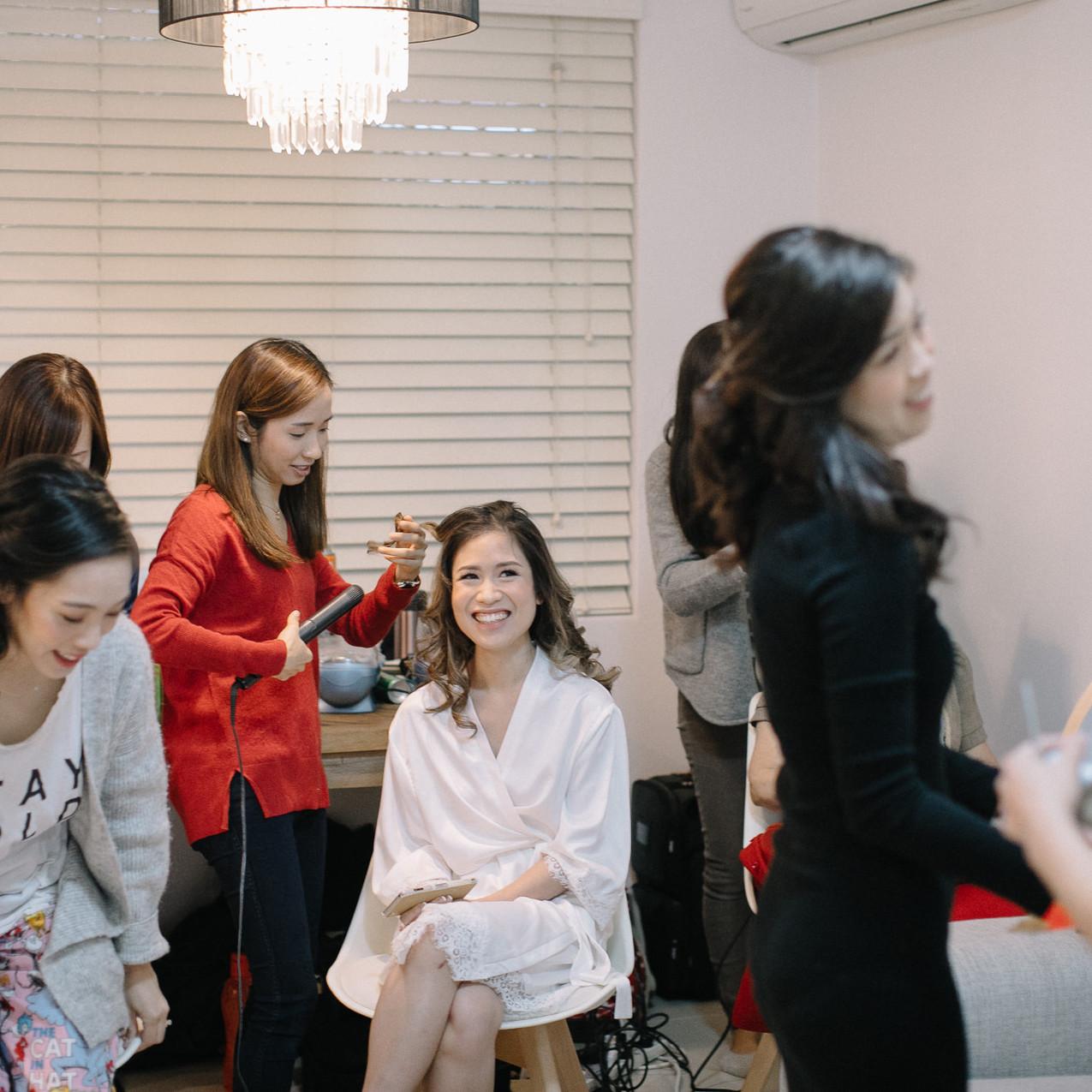 Sydney Best Wedding Makeup Artist