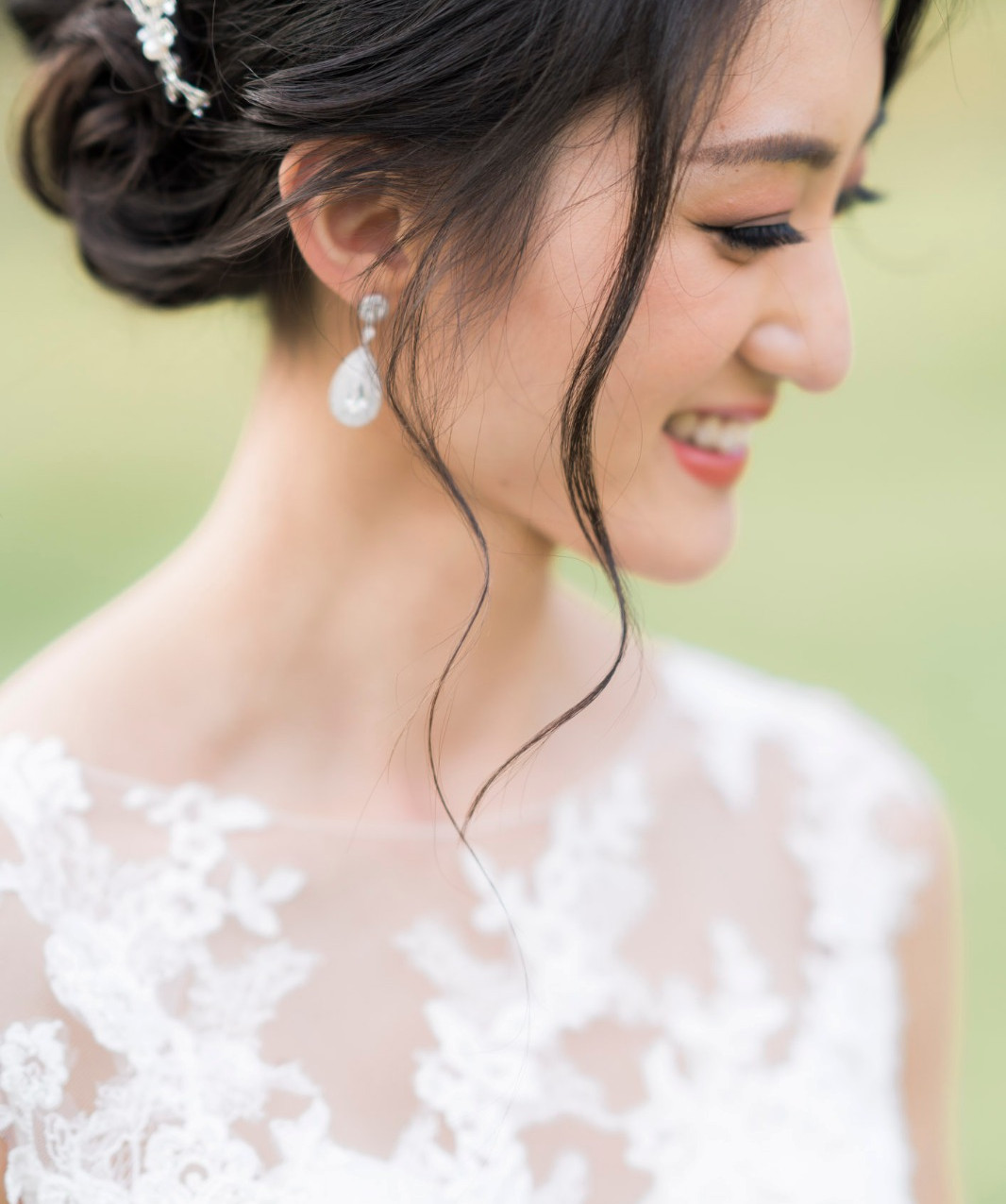 Sydney Asian Hair and Makeup Artist Photography: Two Peaches Photography