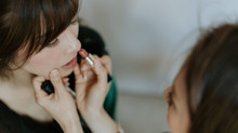 Sydney Asian Wedding Makeup Artist - Sharon and Charles