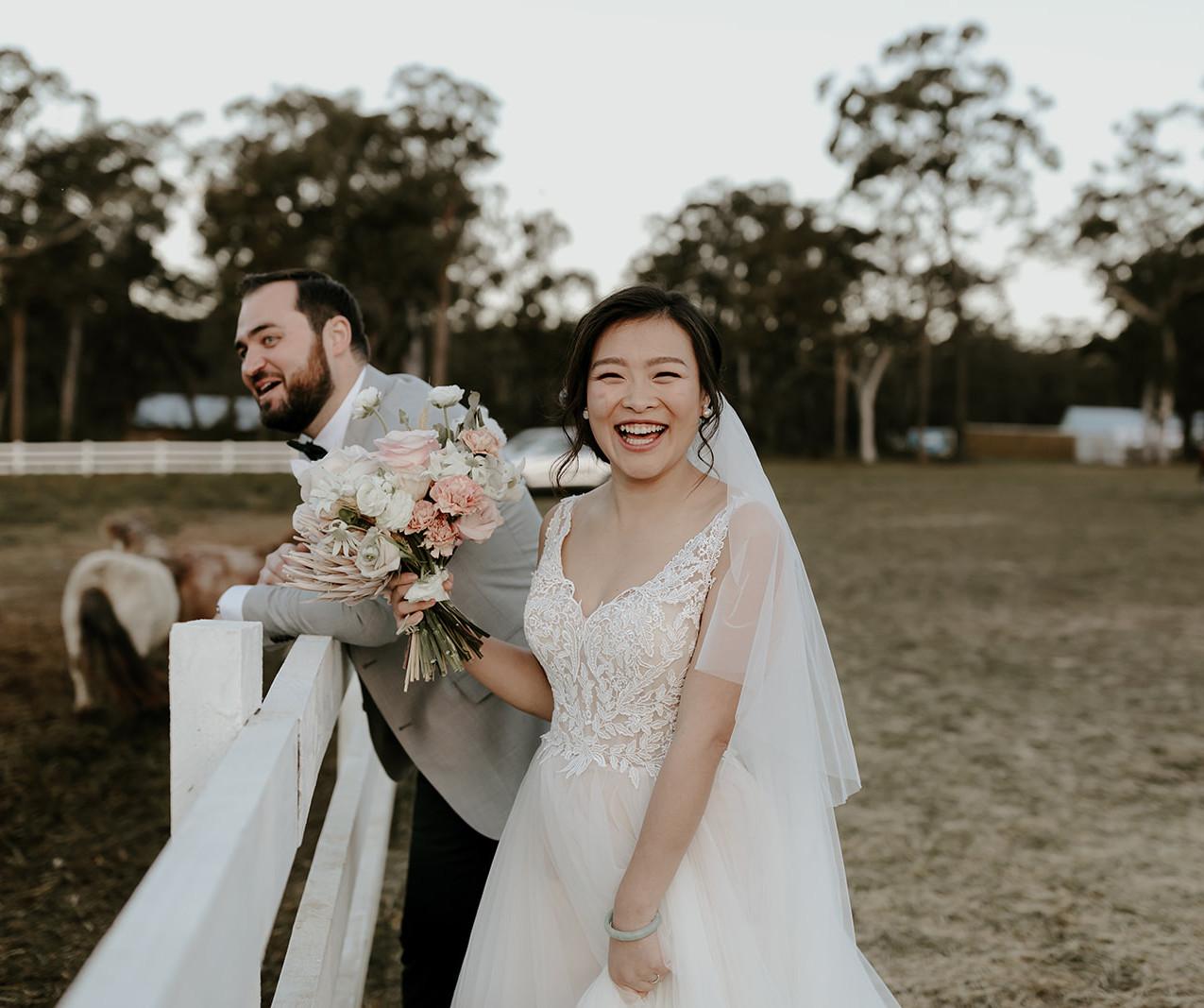 Farm Wedding Sydney  Photography: Zoe Morley Photography