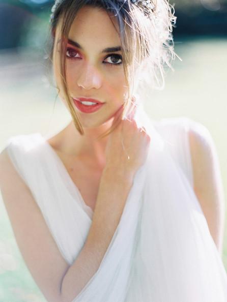 Sydney Makeup Artist - An Editorial Shoot Featured in The Wedding Playbook Magazine