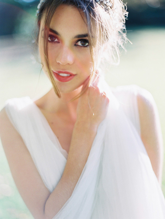 Sydney Makeup Artist - An Editorial Shoot Featured in The Wedding Playbook Magazine