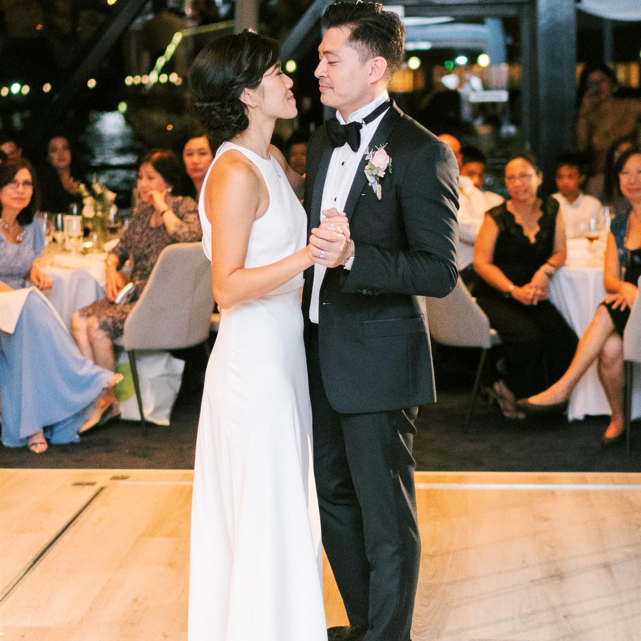 Wedding First Day Sydney