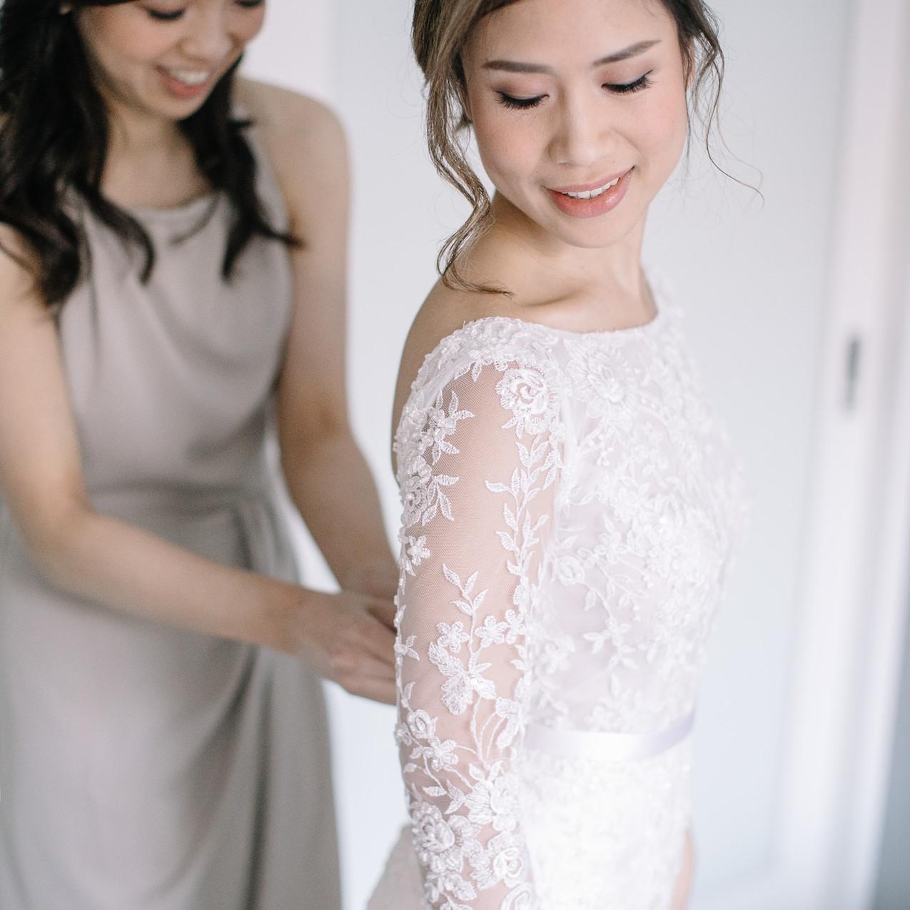 Malaysian Bridal Makeup