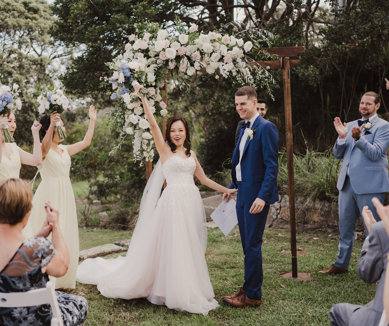 Sydney Wedding Ceremony