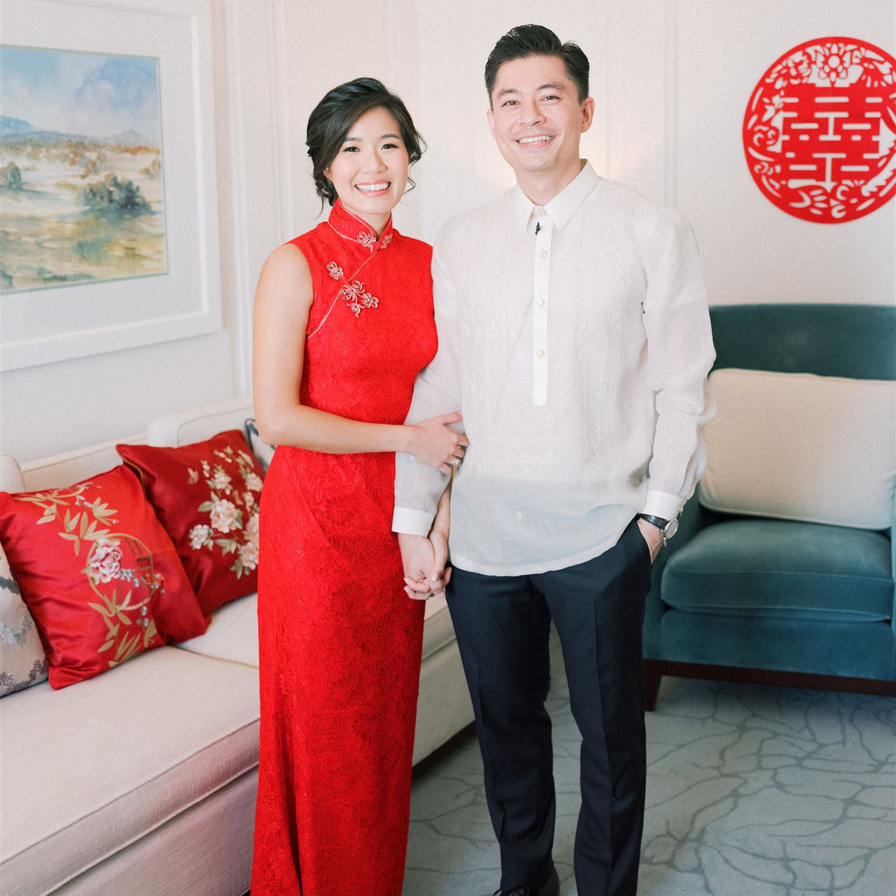 Chinese Wedding, Langham Hotel, Sydney