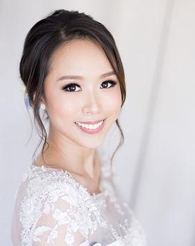 Asian Wedding Makeup Artist Portfolio