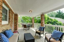 Porch Build
