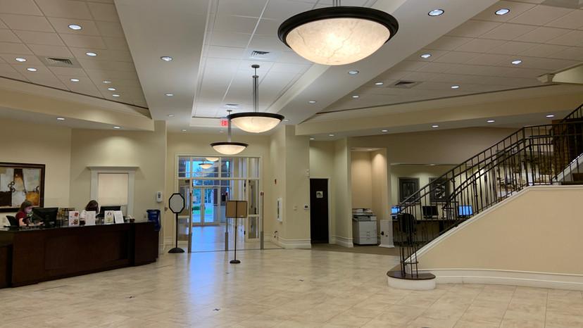 Circulation & Library Rotunda