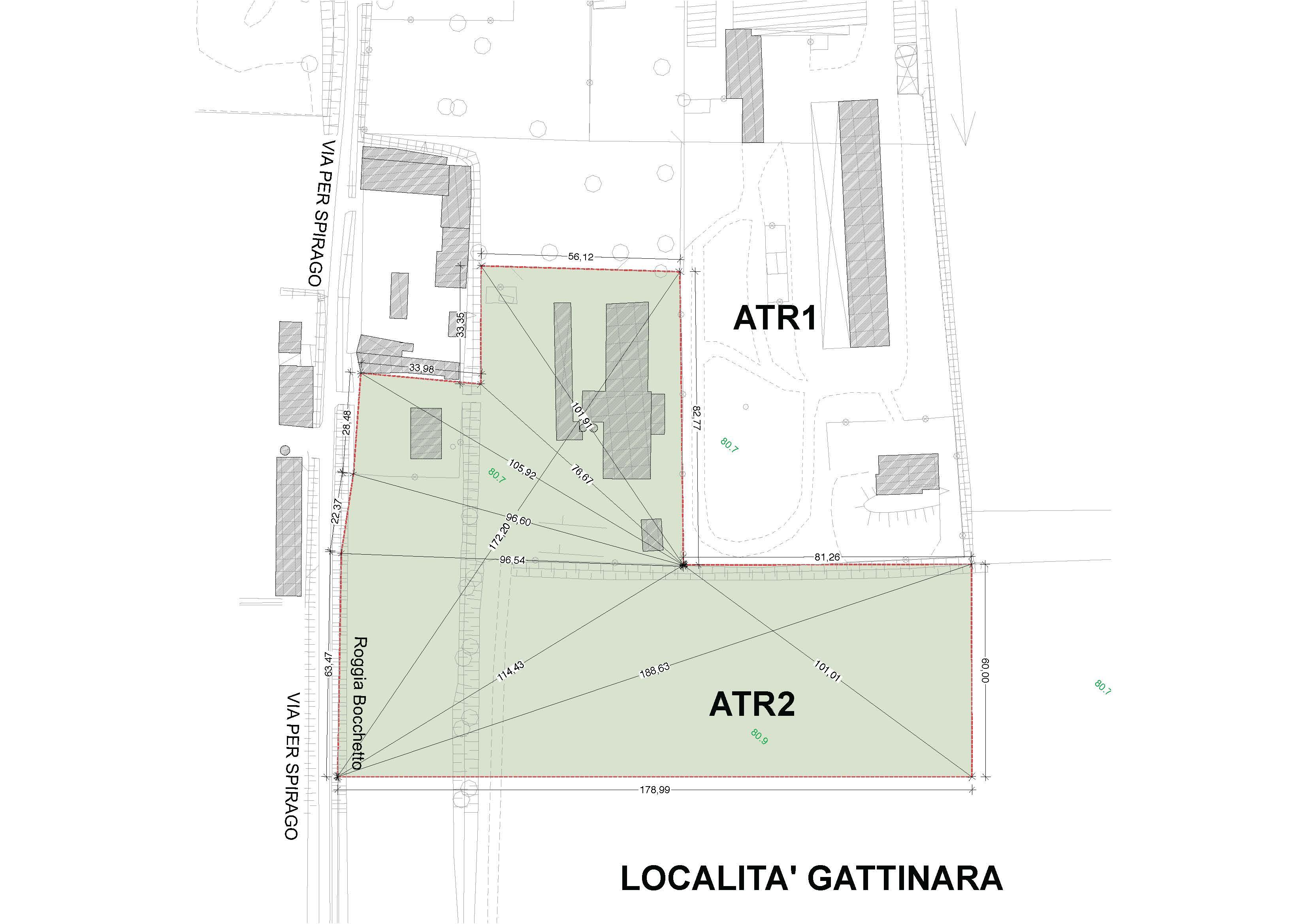 Lottizzazione Residenziale - Marzano