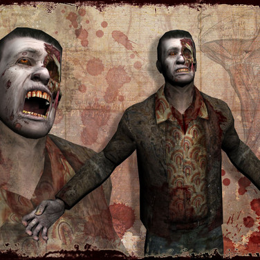 Zombie Realtime Character