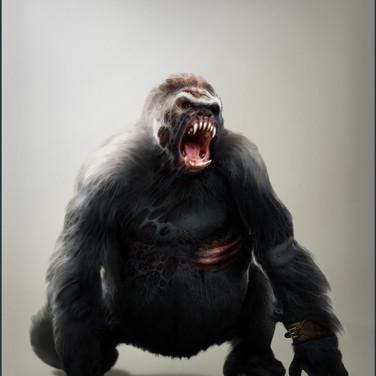 Zombie Gorilla