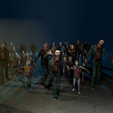 Zombie Realtime Characters