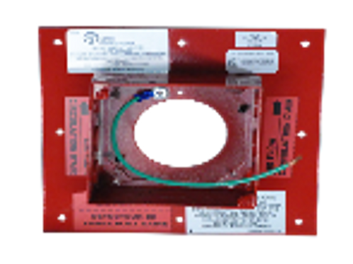 Duct mounting plate for DS-PS detector