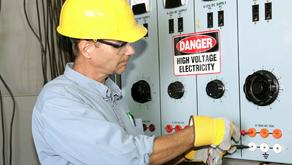 ความปลอดภัยในการทำงานเกี่ยวกับไฟฟ้า (Safety in Electrical Works)