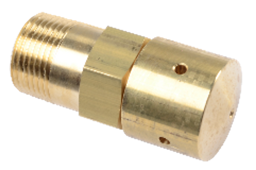 Three-Way Nozzle (Pit / Tunnel or Plenum / Stack Interface)