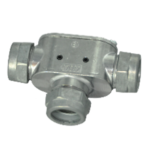 In-Line Tee Pulley, for In-Line Remote