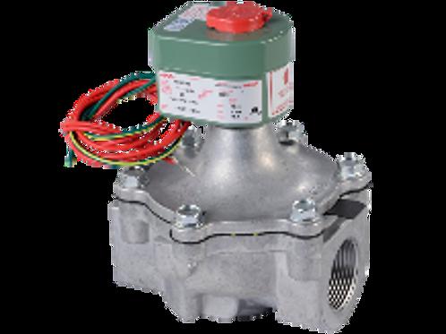 "1-1/4"" Electric Solenoid (120VAC) Gas Shutoff Valve"