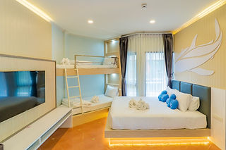 One Bedroom Family Suite Room
