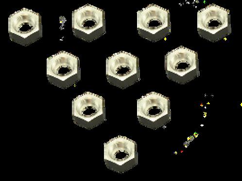 Replacement Nozzle Disc Cap - NOT for LPR Nozzle, (pack of 10)